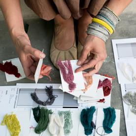 designing colours