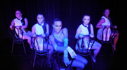 Frug ladies in chairs