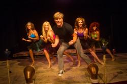 Kirk & dancers SUMMER LOVIN