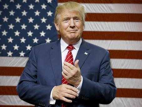 Trump venceu (1/3)