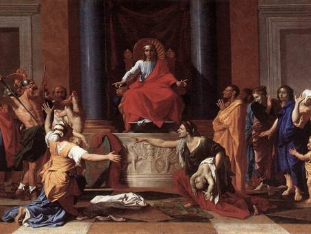 As sete virtudes cristãs (5/7): Justiça