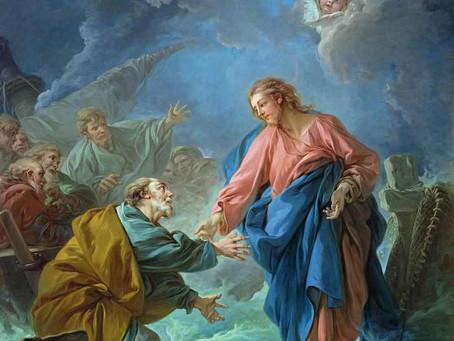 As sete virtudes cristãs (1/7): Fé