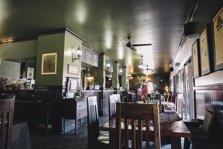 Irish Tavern Inside