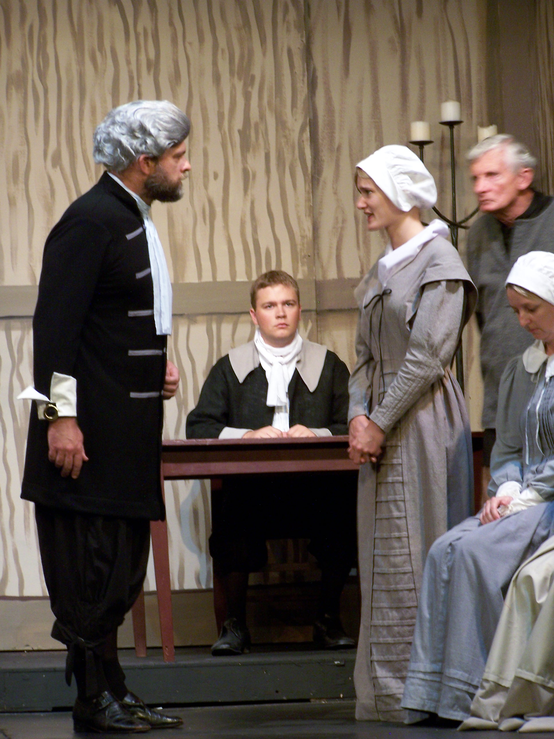 The Crucible 2008
