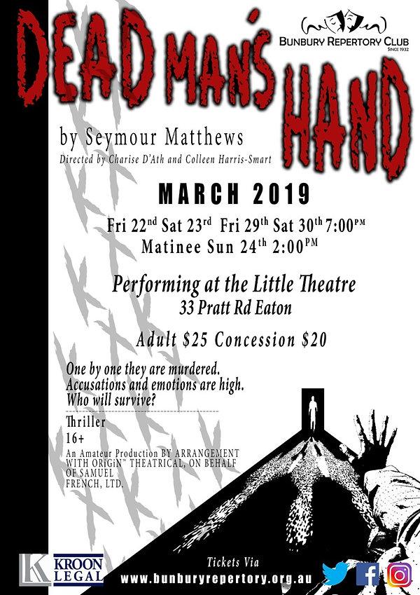 Dead Man's Hand BRC 2018