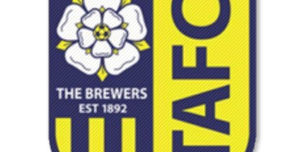 Vs Tadcaster Albion (A)