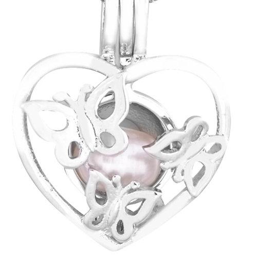 Heart w Butterflies