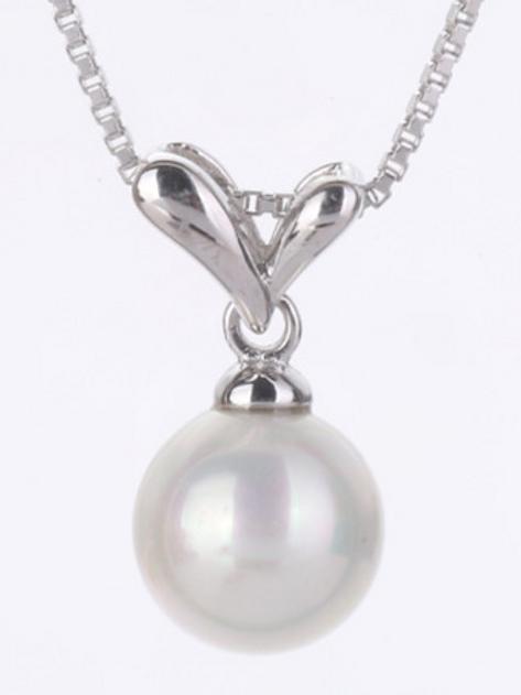 Sterling Silver Simply Elegant Pendant