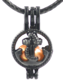 Black Anchor w Rope