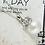 Thumbnail: Sterling Silver Full Crown Pendant