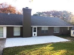 Porch enhancement ametex roofing waco texas