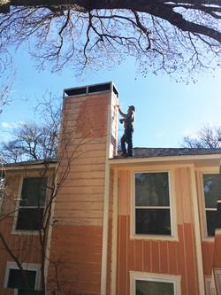 Paint Job Deer Ridge ametex roofing waco texas