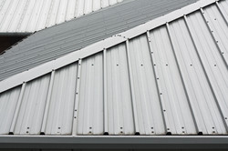 metal roof added by ametex roofing waco texas