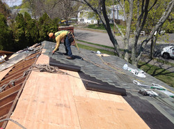 roof preparation by ametex roofing waco texas