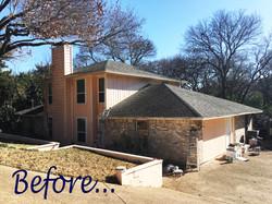 Before Deer Ridge ametex roofing waco texas