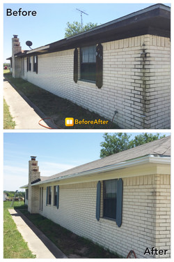 Gutters and Roof ametex roofing waco texas
