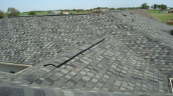 finish roof work by ametex roofing waco texas
