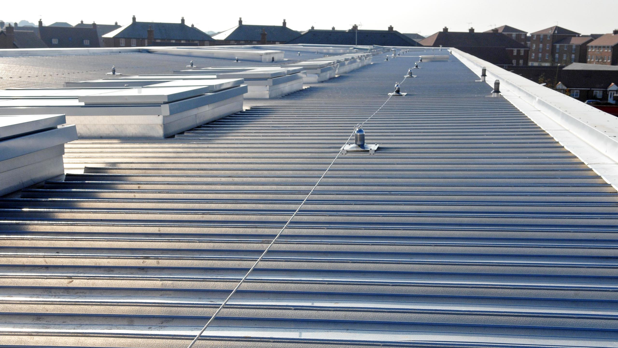 large commercial roof ametex roofing waco texas