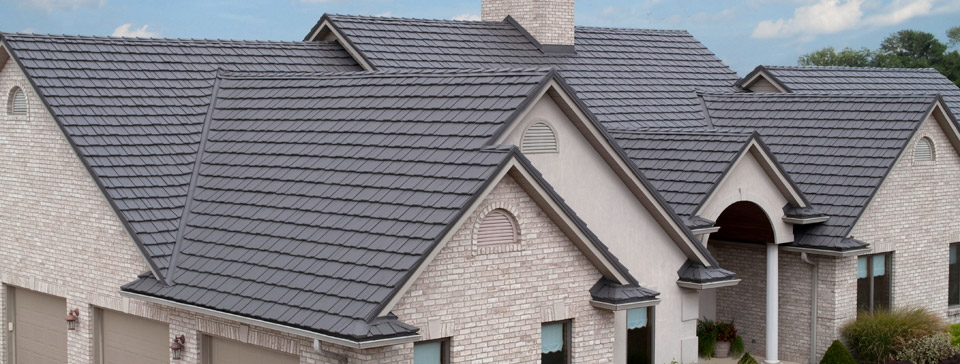 huge metal roof by ametex roofing waco texas