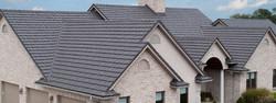 huge metal roof by ametex roofing waco texas