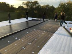 TPO ametex roofing waco texas