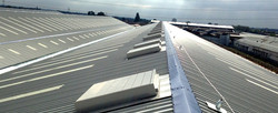 commercial building ametex roofing waco texas