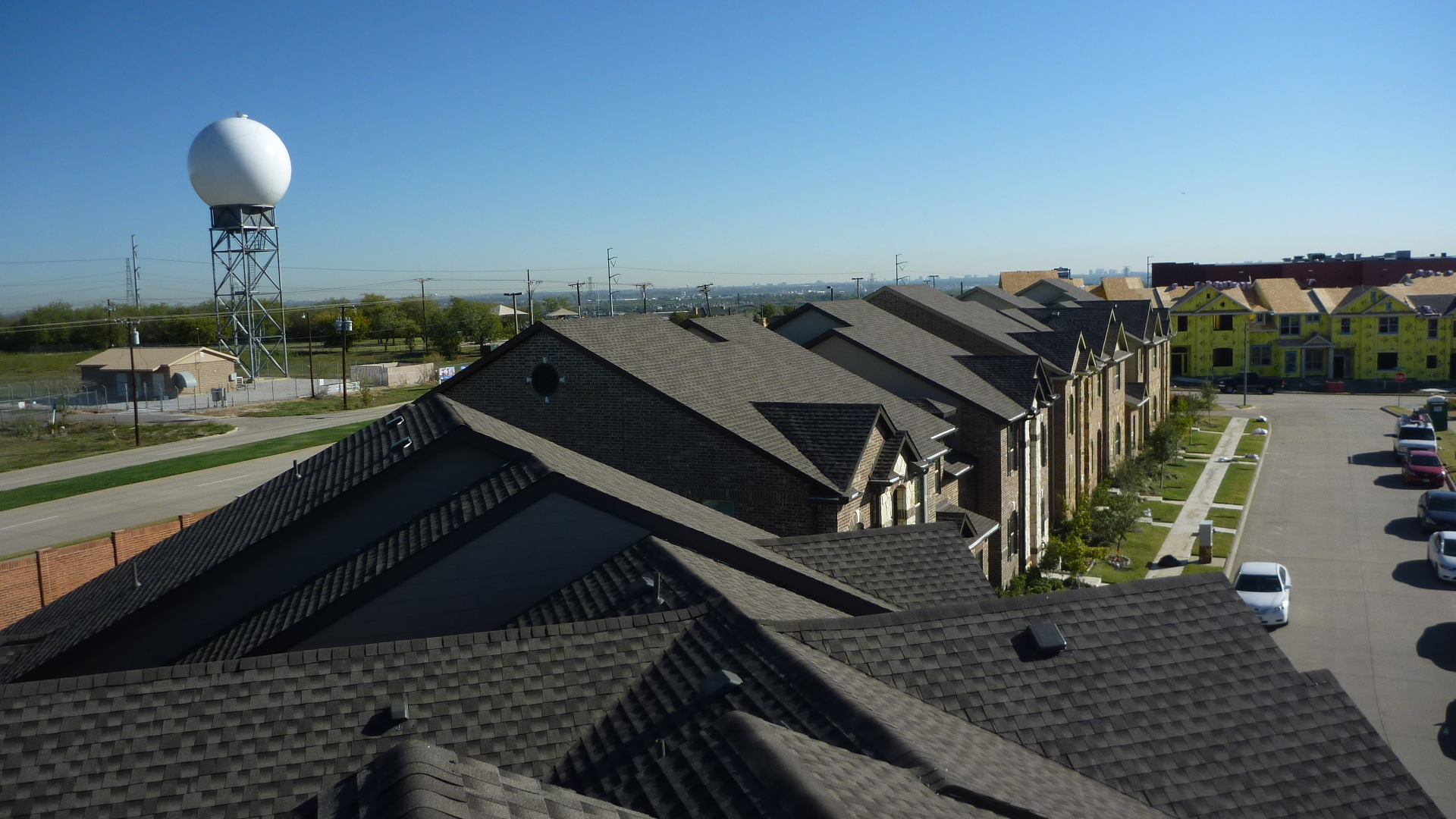 Commercial houses ametex roofing waco texas