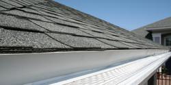 aluminum gutter replacement ametex roofing waco texas