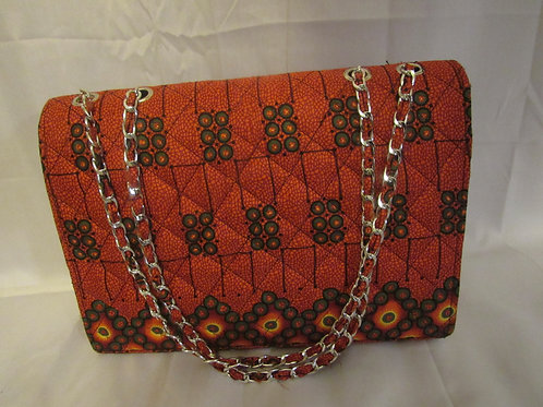 Ankara Purse w/ chain on clearance