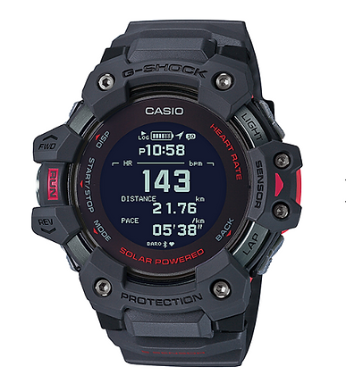 GBDH1000-8D G-Shock  Heart Rate Monitor + GPS