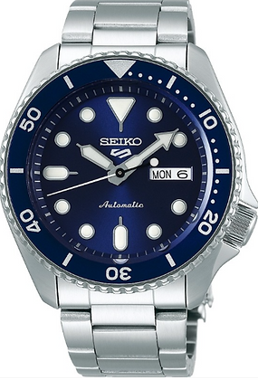SRPD51K Seiko Blue Automatic