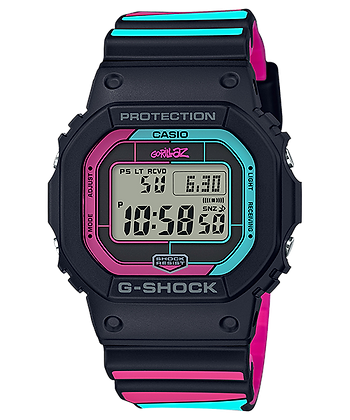 GWB5600GZ-1DR G-SHOCK x GORILLAZ - Limited Edition Retro