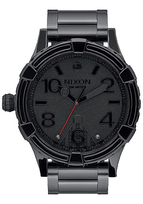 A172SW NIXON Men's Darth Vader Black 51-30