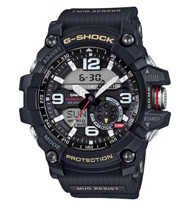 GG1000-1ADR G-Shock Mud Master