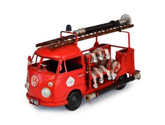 VW FIRE TRUCK COLLECTABLE