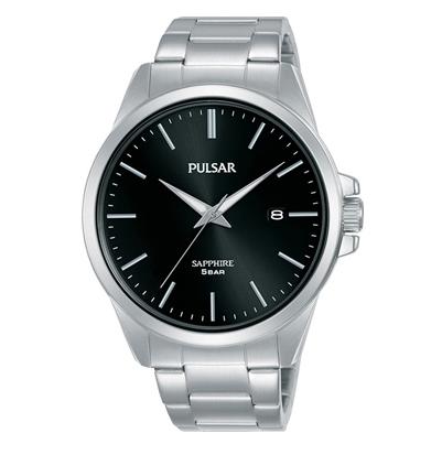PS9639X Pulsar Mens Daywear50M | Sapphire glass