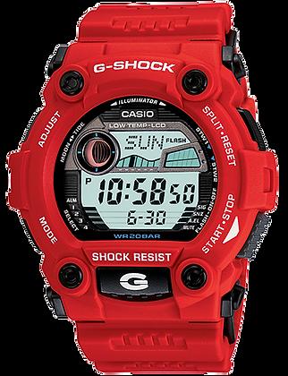 G-7900A-4DR - Casio G-Shock Tide G-Lide