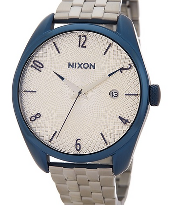 A418 1849-00 NIXON Bullet Ladies Blue