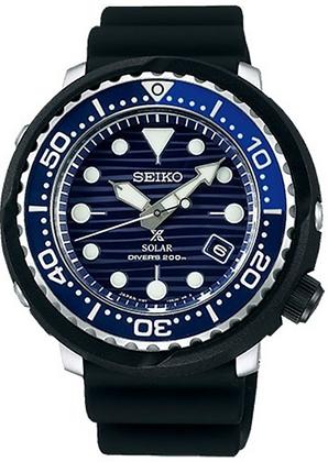 "SNE518P1 - Seiko Prospex Solar ""Save the Ocean"""