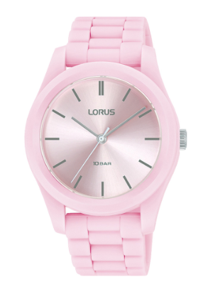 RG257RX9 Lorus Youth Sports 100M | Neutral Pink