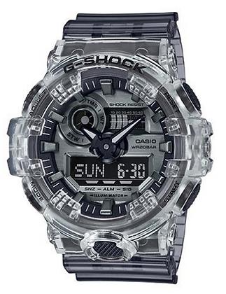 GA700SK-1ADR G-SHOCK | Limited Edition | G-Shock - Smoky Gray Translucent Duo