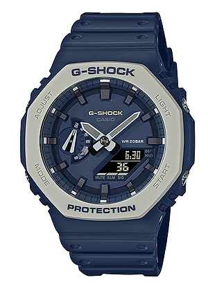GA2110ET-2ADR G SHOCK DUO BLU/GREY
