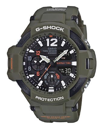 GA1100KH-3ADR G-Shock Twin Sensor Gravitymaster