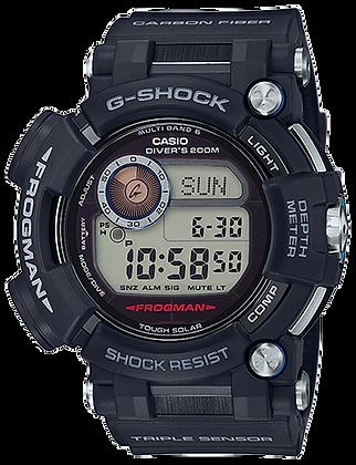 GWFD1000-1DR G-Shock FrogMan Series Black Quad Sensor