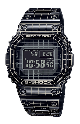 GMWB5000CS-1D G-Shock Laser Etched Square Face