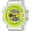 Thumbnail: GA400SK-1A9DR G-Shock - Lime Green/Smoky Gray Translucent Rotary Duo