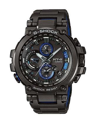 MTGB1000BD-1A G-Shock MTG Triple-G Resist