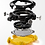Thumbnail: GA-2000-1A9DR - G-SHOCK - Carbon Core Guard Series - Black/Yellow