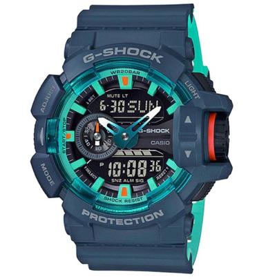 GA-400CC-2ADR G-Shock Special Colour Models Analog-Digital Watch