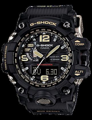 GWG1000-1ADR G-Shock Mud Master All Black Triple Sensor